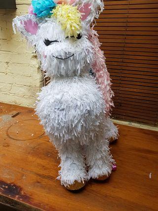 Piñata Unicornio De Segunda Mano En Wallapop