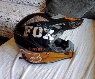"""casco Fox v3 talla M"""""""