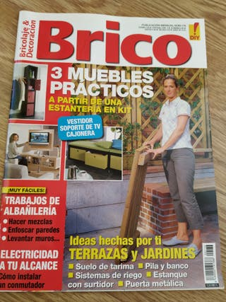 Revistas Nuevas Brico