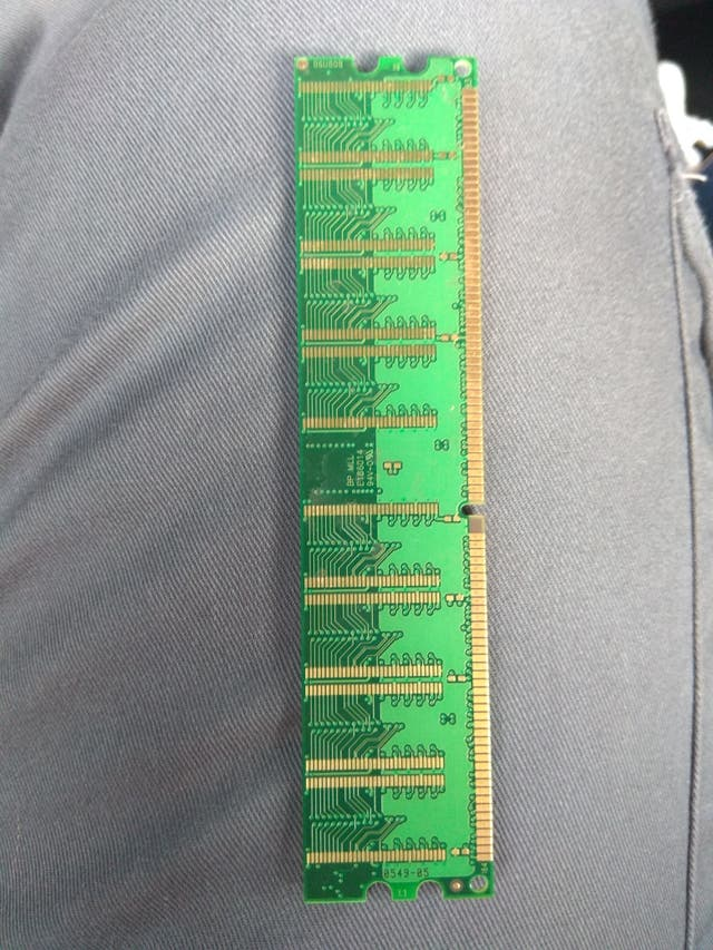 Memoria RAM 256MB DDR400