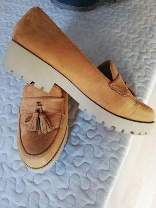 zapatos mocasim