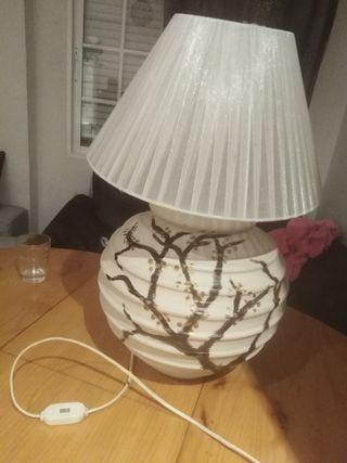 lámpara grande