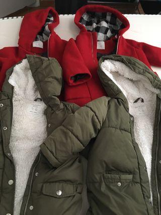 Chaquetas de invierno niña 4 años
