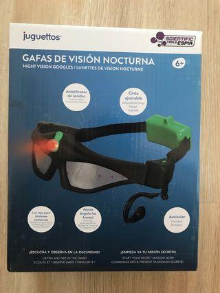 NUEVO Gafas visión nocturna
