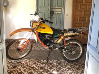 moto puch condor