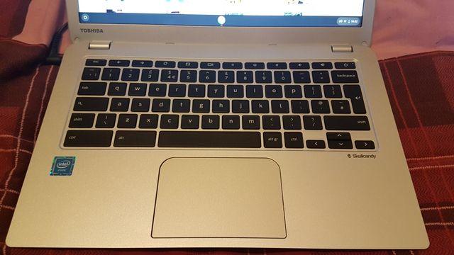 TOSHIBA LAPTOP COMPUTER PC CHROMEBOOK CHROME BOOK