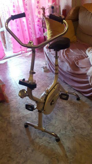 bici estatica BH antigua