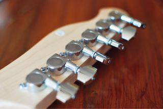 Clavijas para guitarra