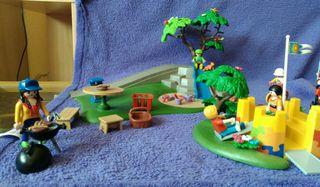 Parque de Juegos Playmobil