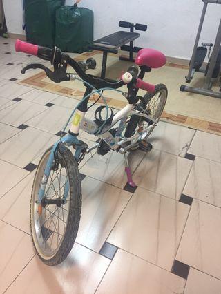 Bicicleta niña 8-11años