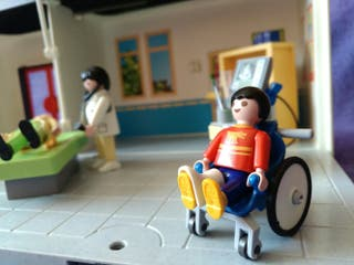 Hospital de Playmobil