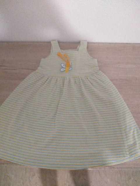 vestido niña prenatal