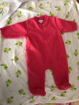 Pijama niña de algodón