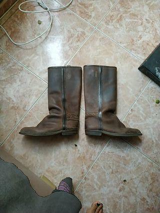 botas camperas 39