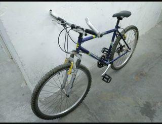 Bicicleta de montaña Suntrack