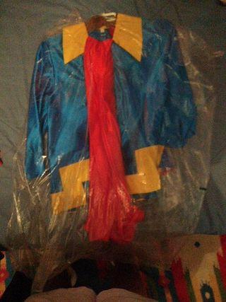 Disfraz de elfo/duende/bufón 2 años