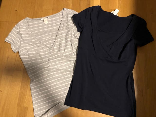 Camisetas lactancia talla S
