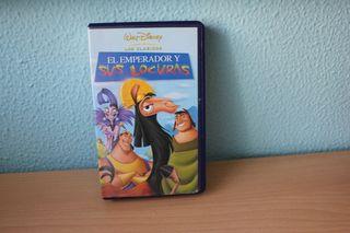 Pelicula de video El Emperador