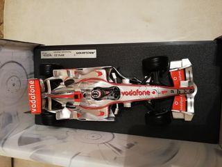 Coche Formula 1 Fernando Alonso