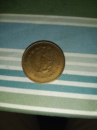 1000 pesos mexicanos de 1988