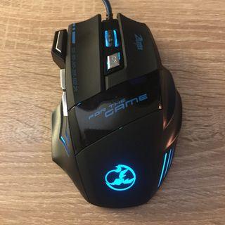 """Ratón Gaming """"Zelotes Optical Mouse"""""""