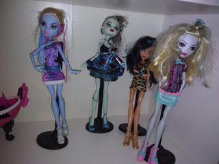 muñecas Monster high