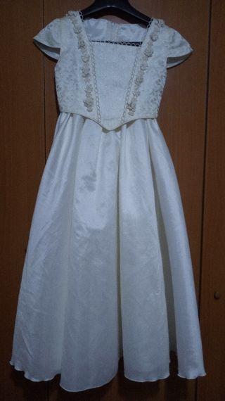 Vestido niña comunión