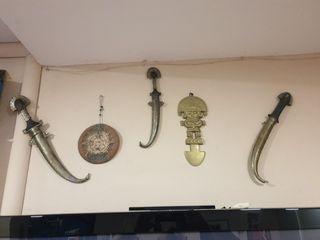 3 dagas antiguas