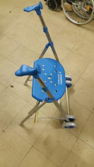 Andador Kamaleon azul