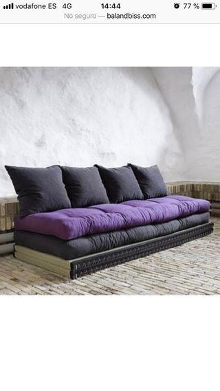 Sofá cama futon Karup