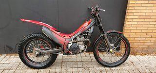 moto trial montesa cota 4 rt 300 rr (matriculada)