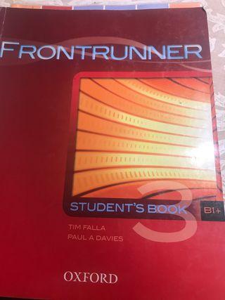 Libro de Inglés Frontrunner Student's Book
