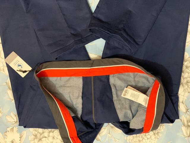 Pantalones marca ganso
