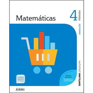 Matemáticas 4 saber hacer contigo
