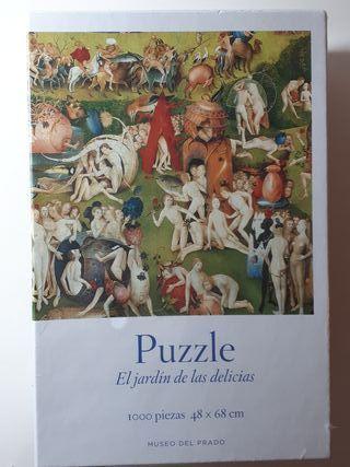 """Puzzle """"El jardín de las delicias"""""""