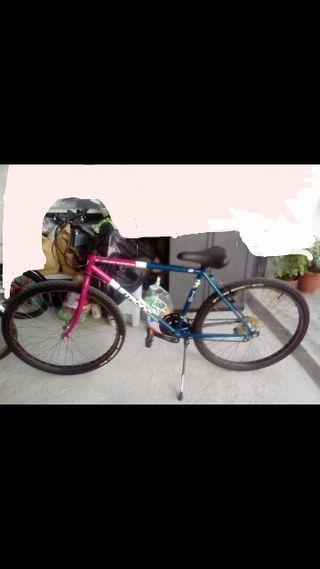 bicicleta de montaña strong cambio shimano