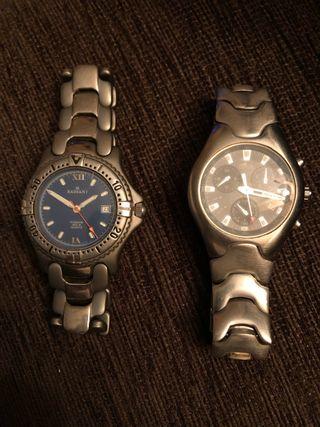 Relojes pulsera hombre