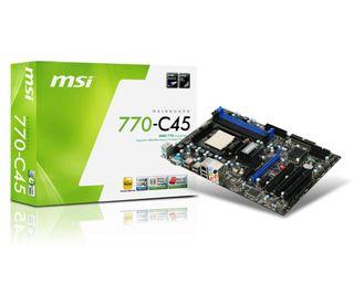 placa base am3. procesador y memorias