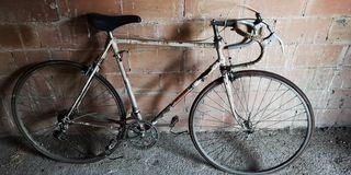 Peliser, bici antigua