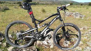 Bici doble de carbono REBAJADA!