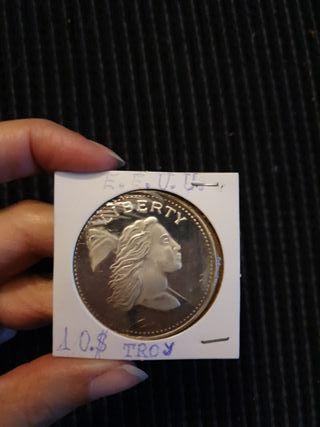 Moneda 1 Troy