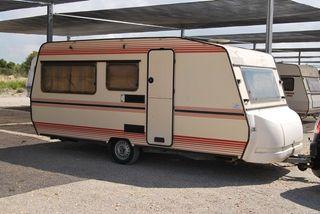 Caravana Roller Phenix 490 Documentada <750kg