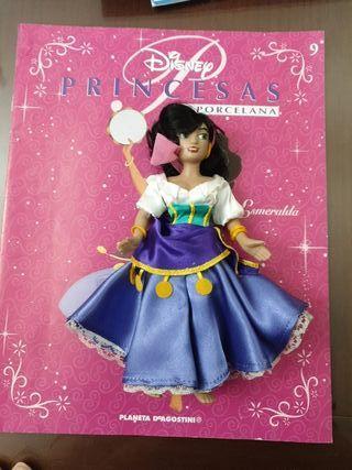 Disney porcelana Esmeralda