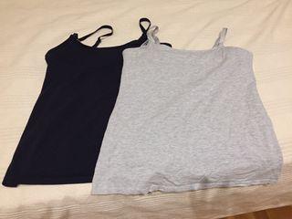 Camisetas lactancia H&M (talla M)