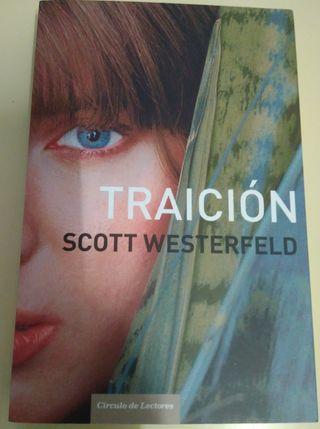 """Traición"", novela de ciencia ficción."