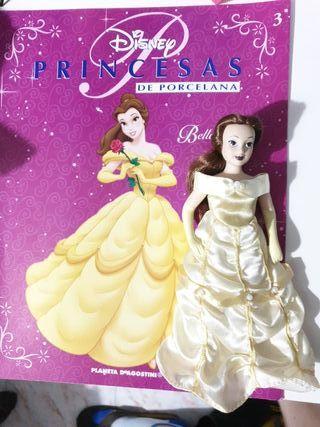 princesa porcelana Disney bella