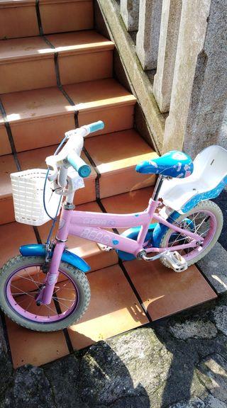 bici de niña de 3 a 6años