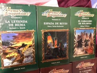 Colección dragon lance