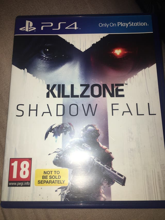 Ps4 Kill zone - shadow fall