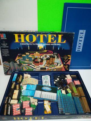 """JUEGO HOTEL DE 1986"""" BUENISIMO ESTADO!!"""